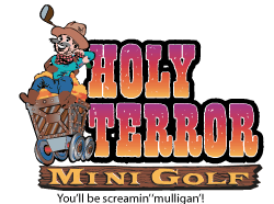 Holy Terror Mini-Golf